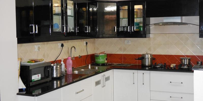Modular Kitchen MGS DECOR